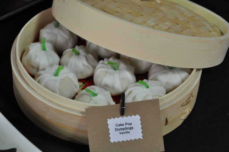 cake pop dumplings