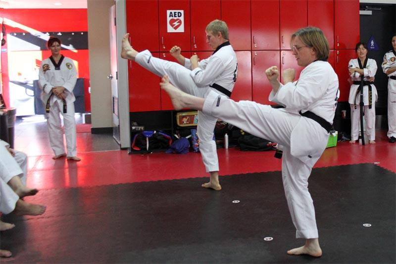 family taekwondo classes