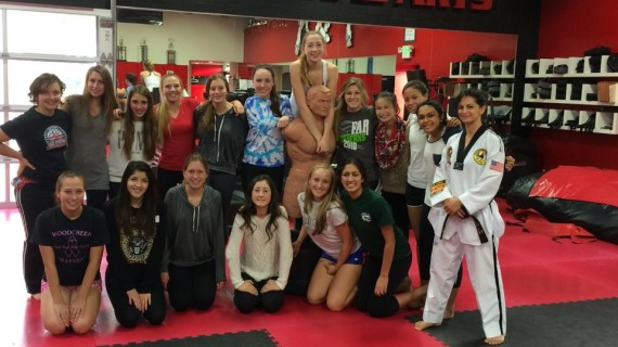 Self Defense Classes at THE STUDIO