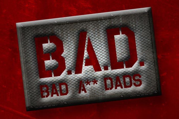 bad a** dads taekwondo