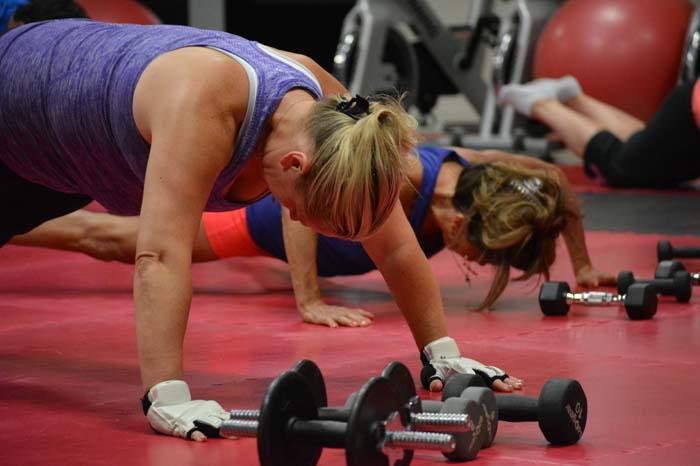 body blast fitness class