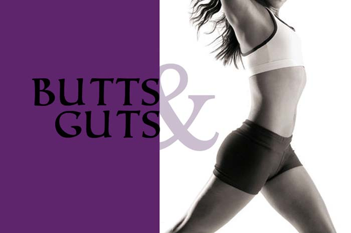 butts guts class