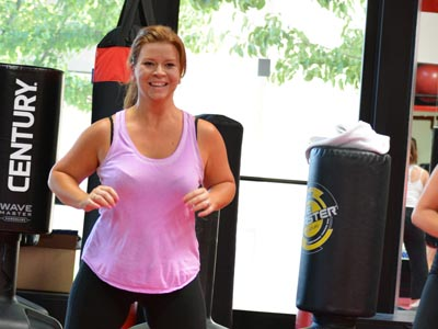 full body fusion cardio weights