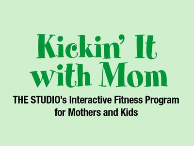 mother child martial arts fitness