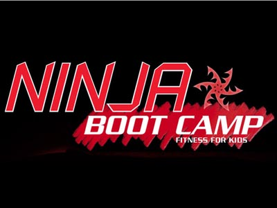 ninja kids boot camp
