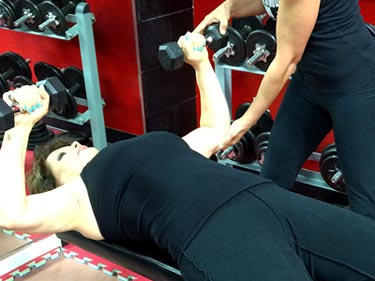 roseville personal trainers for women
