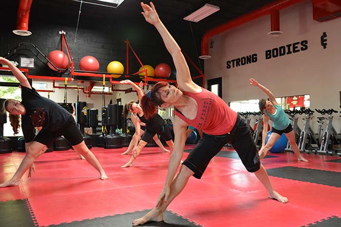 pilates yoga class roseville studio