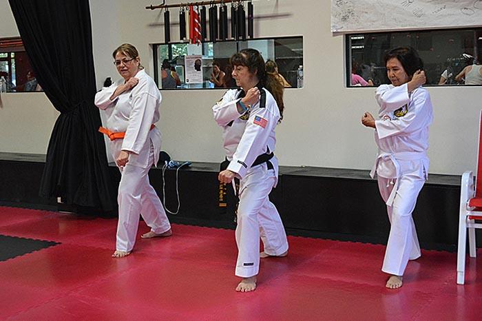 non contact martial arts
