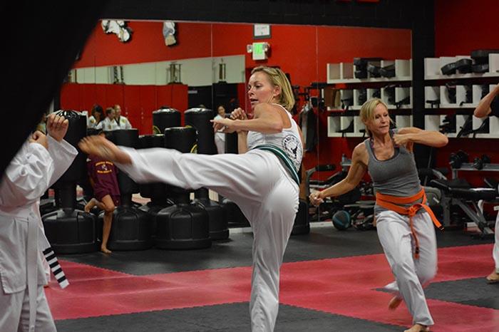 womens martial arts