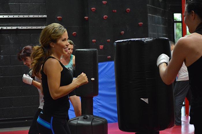 cardio kick women