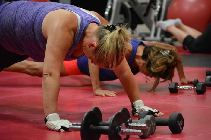 weights cardio