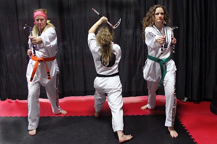 kama weapons class