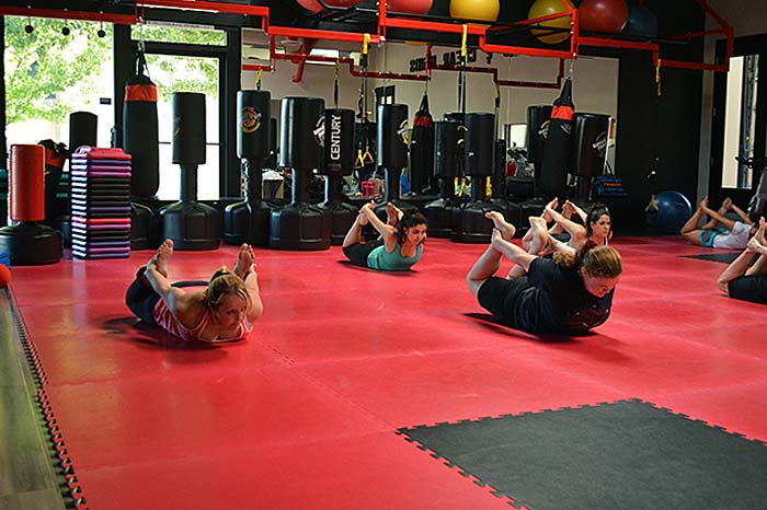 floor exercise circuit training roseville