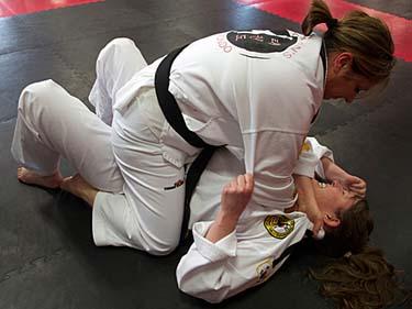 jiu jitsu class