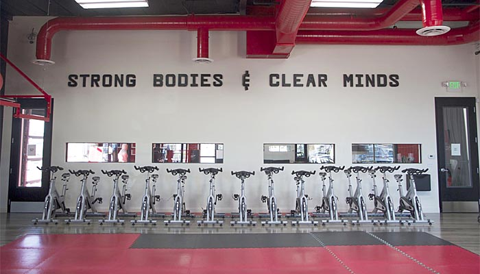 strong bodies clear minds