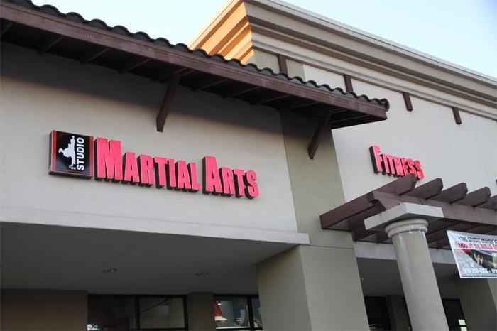 studio martial arts taekwondo school