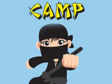 June 19–23 & July 24–28: Kids' Martial Arts & Ninja Summer Camp