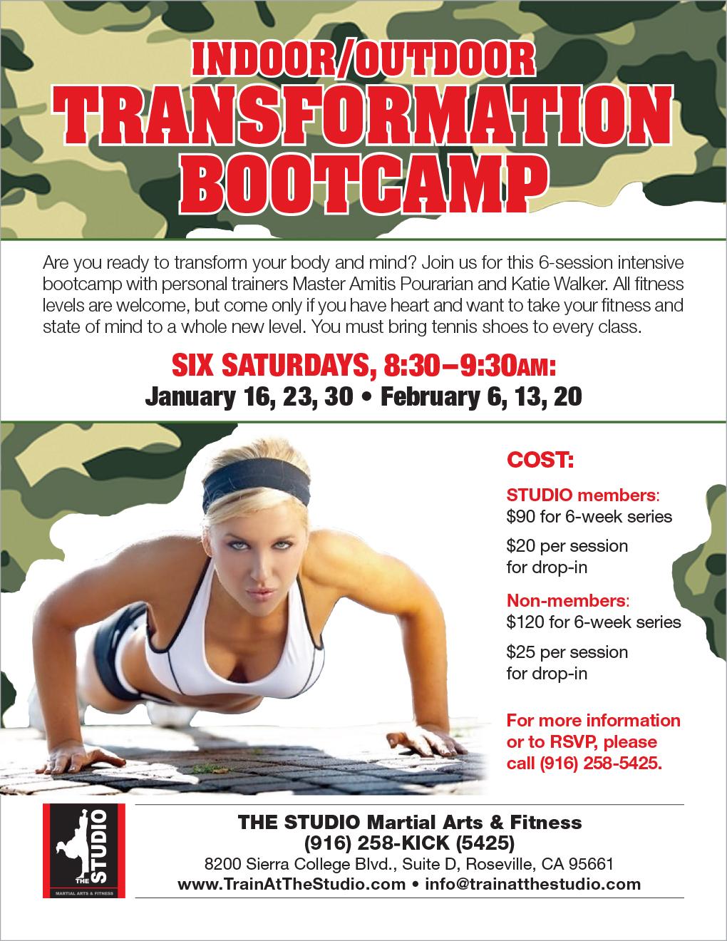 jan  16 outdoor transformation bootcamp