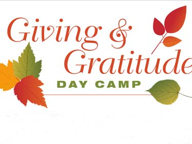 thanksgiving fitness camp for kids