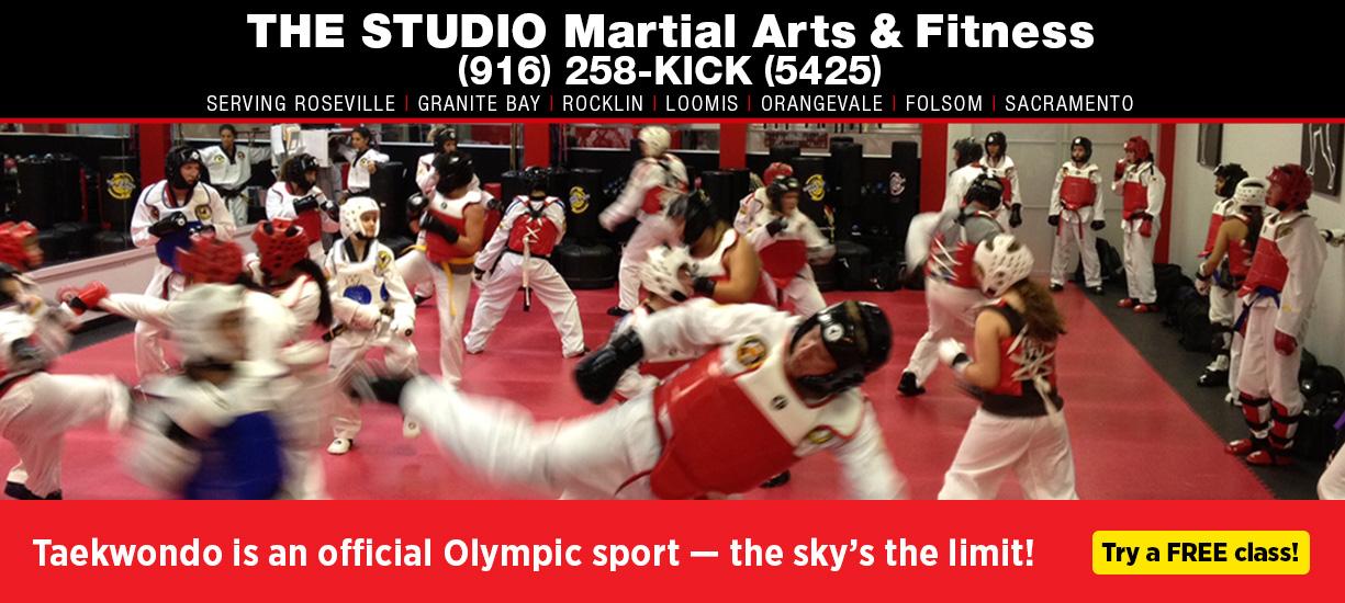 taekwondo olympic sparring