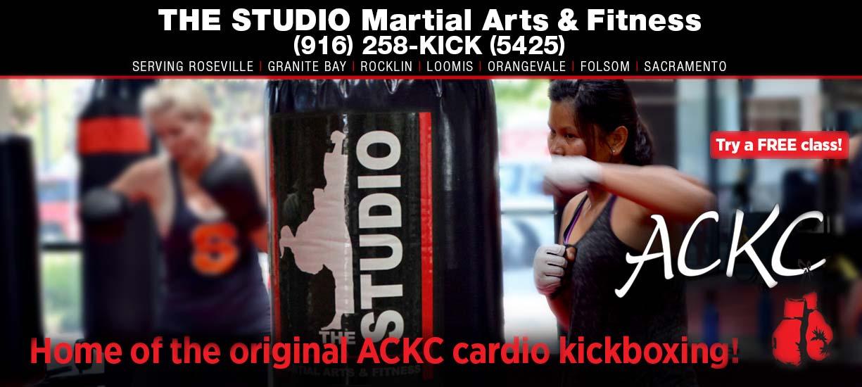 ackc cardio kickboxing class