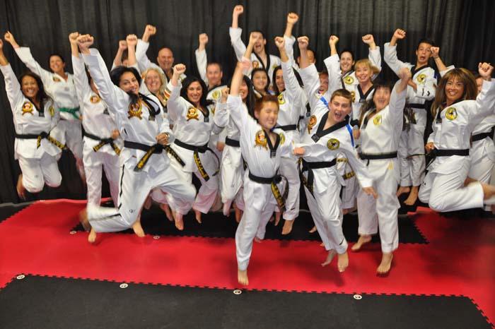 taekwondo leadership