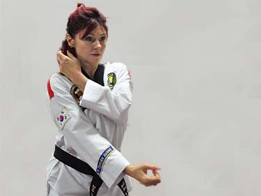 taekwondo poomsae forms
