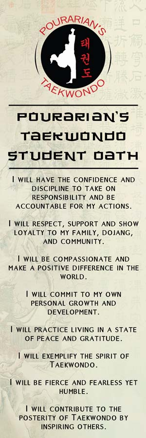 student oath