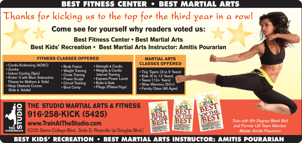 best martial arts studio