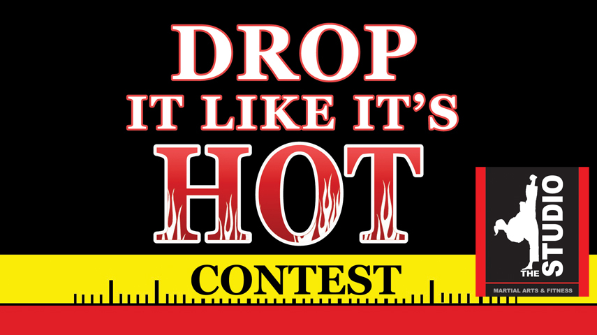 Congratulations to our Drop It Like It's Hot contest winners!