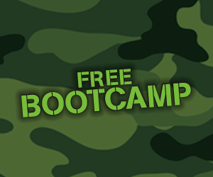 Friday, Nov. 25: Free After-Thanksgiving Bootcamp