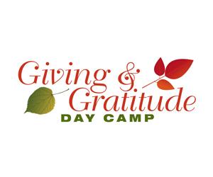 Thanksgiving Week: Kids' Giving & Gratitude Day Camp