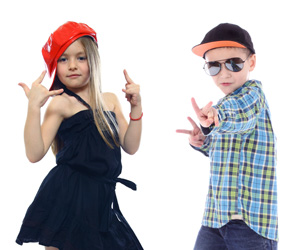 April 22: Kids' Hip Hop Dance Fitness Begins