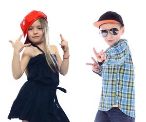 April 22: Kids' Hip Hop Dance Fitness Begins