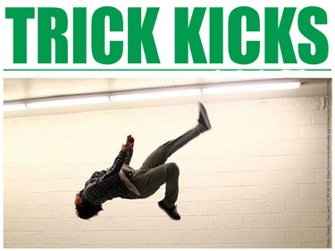roseville trick kicks class