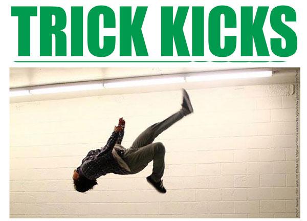 trick kicks class