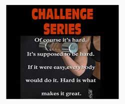 Sept. 1: Take the Challenge!