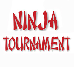 September 9: Join The Ninja Tournament!