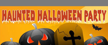 Oct. 28: Haunted Halloween Party