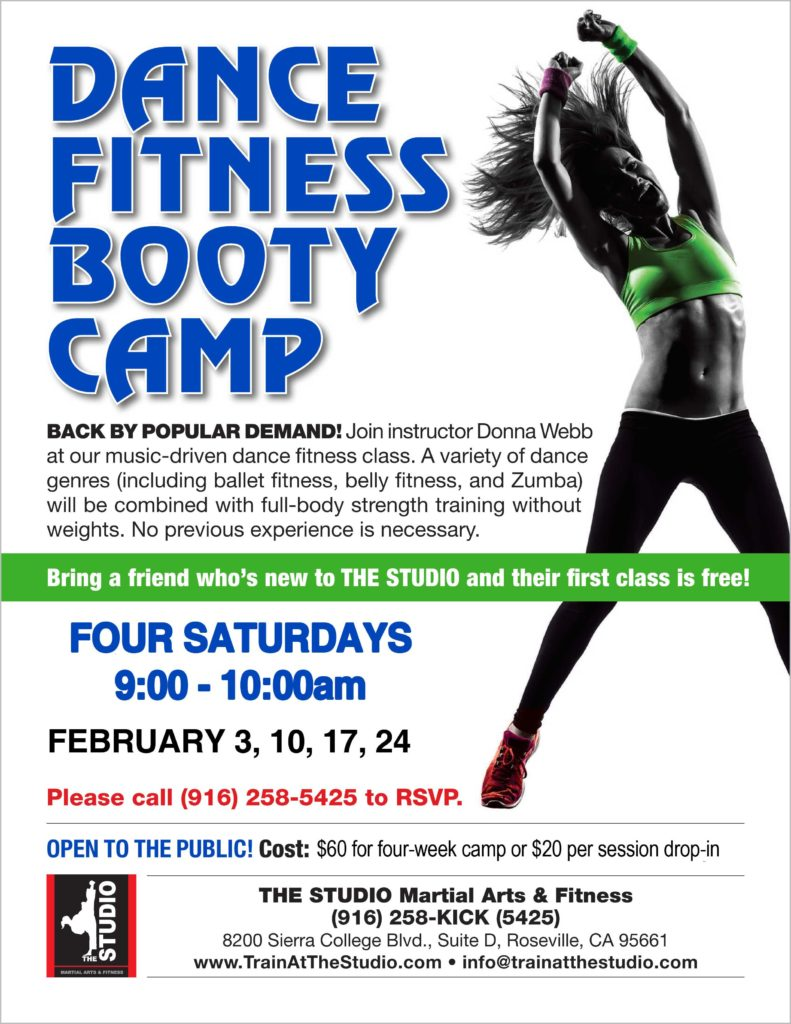 dance fitness booty camp