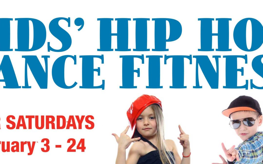 Feb. 3: Kids Hip Hop