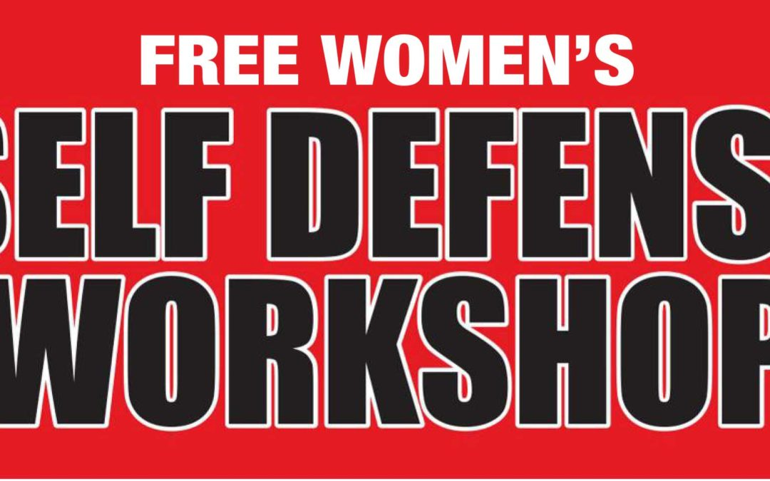 May 12: Free Self Defense Workshop
