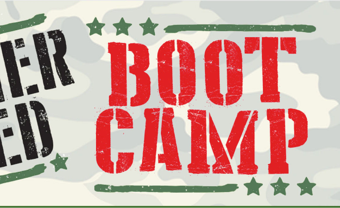 Staring June 2: Summer Shred Boot Camp