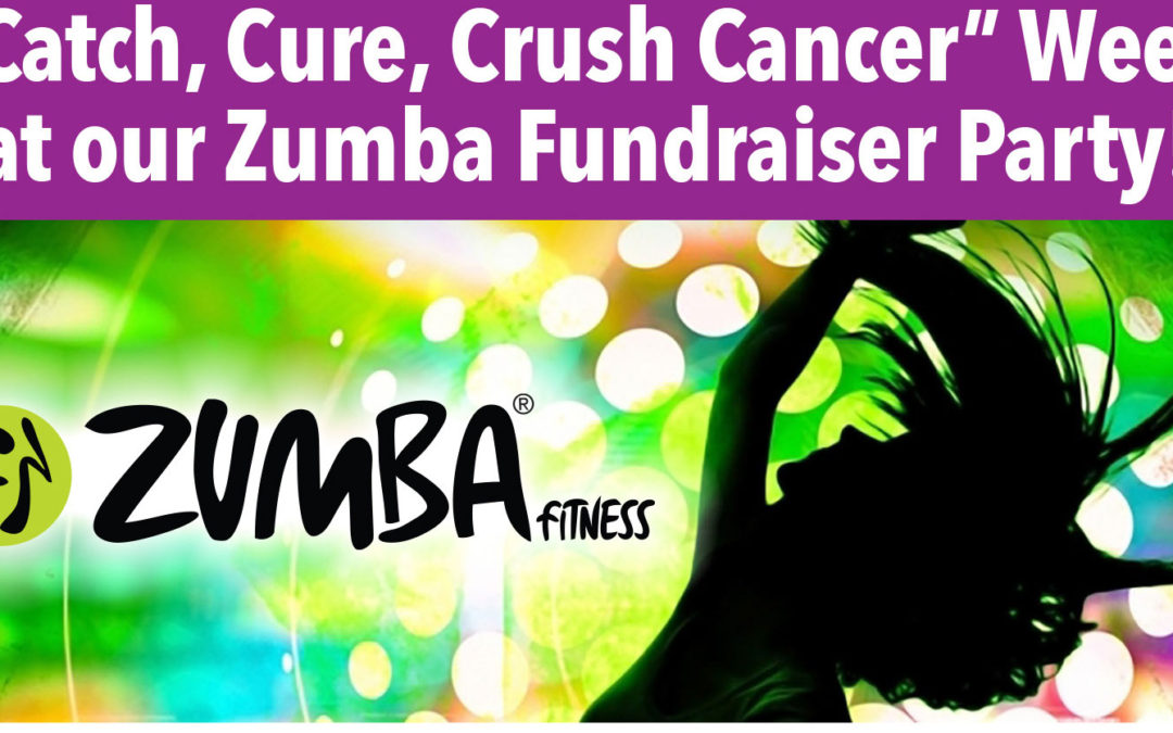 April 20: Zumba Fundraiser