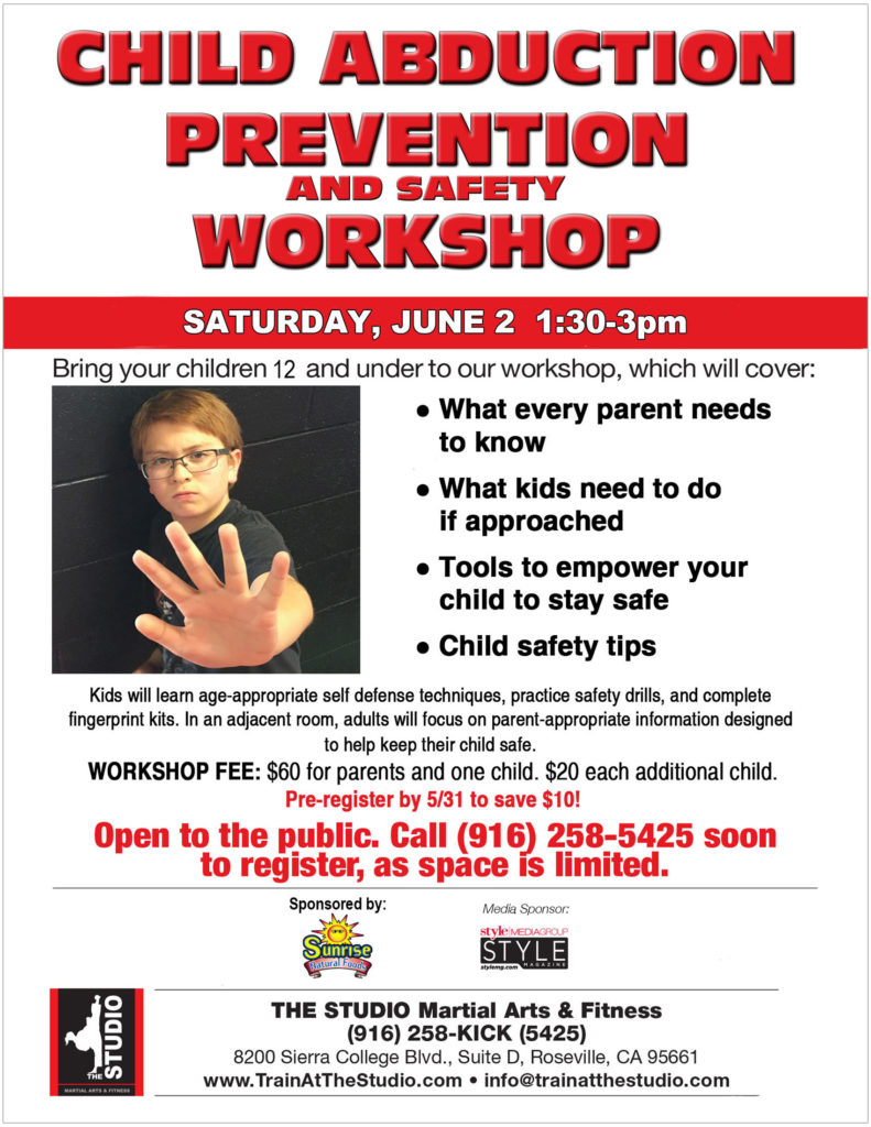 child safety workshop
