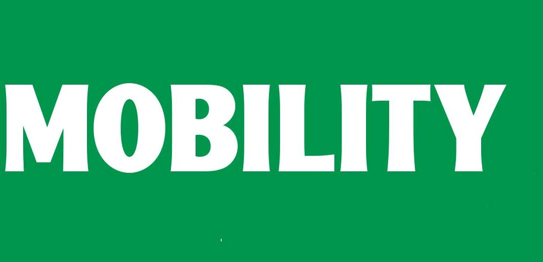 June 24: Mobility Workshop
