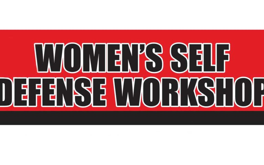 May 11: Self Defense Workshop