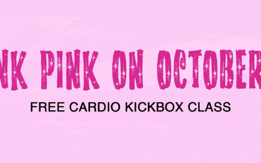 Oct. 13: ACKC Pink Party