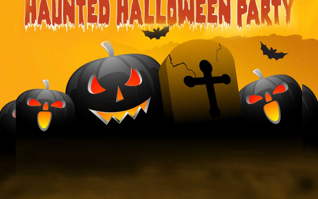 Oct. 27: Halloween Party