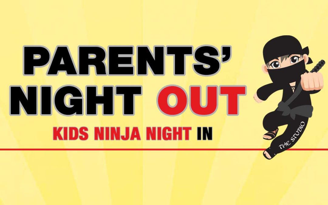 Oct. 19: Parents' Night Out